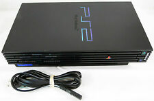 PS2 Sony PlayStation 2 Fat Console - Refurbished - 90 Day Warranty
