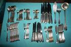 couverts ménagère Cailar Bayard en métal argenté 130 pièces voir photos