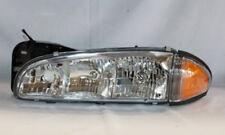 Headlight Assembly-Lens Housing Left TYC 20-5416-09
