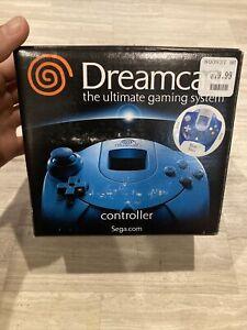 Clear Blue Sega Dreamcast Controller | MK-50101 NA  | Brand New Unused NIB