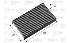 VALEO Filtro, aire habitáculo CITROEN C4 C3 C5 C2 PEUGEOT 307 407 308 698714