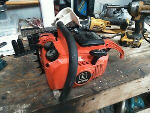 "Vintage Echo 400EVL Chainsaw w/16"" Bar - Parts or Repair"
