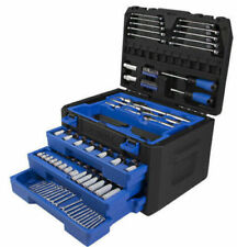 227 Piece Standard Metric Mechanics Tool Set With Case 85183 by Kobalt