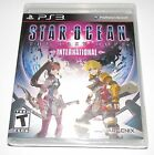 Star Ocean The Last Hope for Playstation 3 Brand New! Factory Sealed!