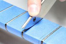 Diamond Offset Fret Crowning File - Dual Width - Medium/Wide(Jumbo) - 300 grit