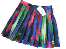 sale retailer 23612 d0284 Adidas Originals Pharrell Williams Camo Tree Pleated Skirt Size SMALL S