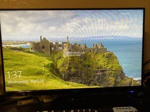 "Acer - S271HL 27"" LED FHD Monitor - Black"