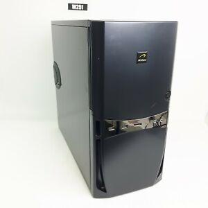 ANTEC CUSTOM BUILD DESKTOP INTEL CORE 2 QUAD CPU 2.40GHz 8GB 500 GB WIN10 W251