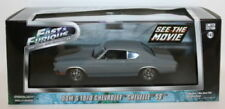 Voitures miniatures Fast & Furious pour Chevrolet