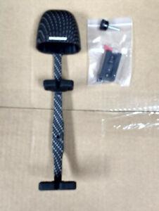 Kwikee Kwiver KWIK-3 Quiver Carbon Black 3 Arrow NWOT K3SCA