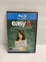 Easy A [Blu-ray] Emma Stone, Thomas Hayden Church, Stanley Tucci