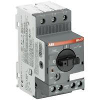 ABB Motorschutzschalter MS132-0.4-HKF1-11 Auslöseklasse 10 0.25A-0.4A, HKF1-11
