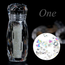 Crystal Caviar Beads Manicure diamonds for Nails 3D Decoration Micro Diamonds Gl