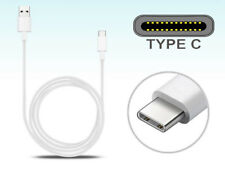 C-type 1.5A  USB 2.0 Charging Cable For Smartphones Samsung Galaxy S8 White UK