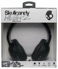 Skullcandy Hesh 2 Supreme Sound Headphones with Mic in Black/Gun Metal - RARE