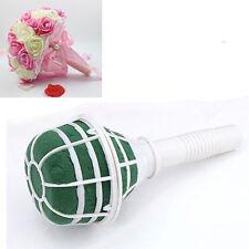 réceptacle floral mariage nouveau Portable DIY Bouquet de fleurs manivelle chaud