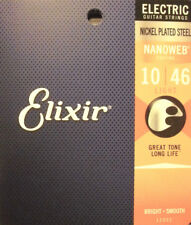Elixir 12052 - juego de cuerdas para guitarra Eléctrica 0529-x