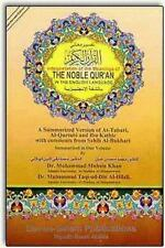 The Noble Quran: Interpretation of the Meanings of the Noble Qur'an in the Engli