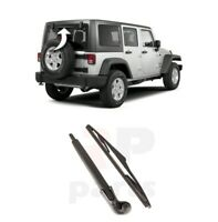 FOR JEEP WRANGLER 2006 - 2018 NEW REAR WIPER ARM WITH 340 MM BLADE