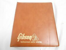 1977 Gibson Guitar Parts Catalog - Flying V Les Paul SG ES-335 345 355 Explorer