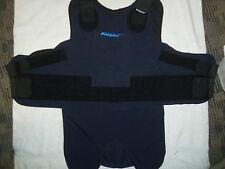 CARRIER for Kevlar Armor- (WOMANS)-BLUE - 3XL/3W  Bullet Proof Vest Carrier Only