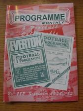 """Sep-2004 programma MENSILE & da collezione: la voce del """"programma di calcio"""" COLL"""