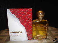 McGREGOR After Shave for Men 2.5oz New in Box
