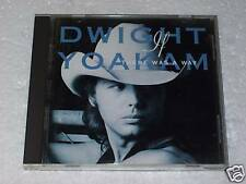 CD - DWIGHT YOAKAM - IF THERE WAS A WAY - Reprise 1990