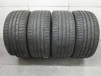 4x Sommerreifen Hankok Ventus S1 evo2 AO 245/40 R18 93Y / DOT 2517 / 5-6 mm