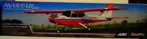 "Great Planes Avistar Elite .46-55 GP/EP 62.5"" ARF GPMA1005"