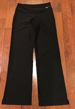 Womens Black Nike Athletic Pants Size Small