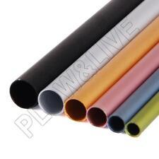 6pcs C Curve Aluminum Rod Sticks Acrylic Tips Nail Art Manicure Tool New