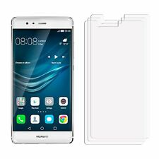 2 x Clear LCD Screen Protector Film Pellicola Risparmiatore Per Cellulare Huawei p9