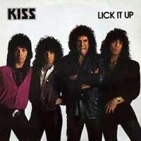 Kiss - Lick It Up (LP, Album) Vinyl Schallplatte - 76545
