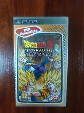 DRAGON BALL Z TENKAICHI TAG TEAM - SONY PSP - UMD - NUEVO Y PRECINTADO