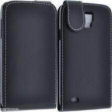 Per Samsung GT-I9295 Galaxy S4 Active Pelle Custodia Cover Back Wallet Flip Pouch