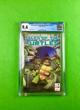 Tales of the Teenage Mutant Ninja Turtles #6 (1988): CGC 9.4!  Wraparound Cover!