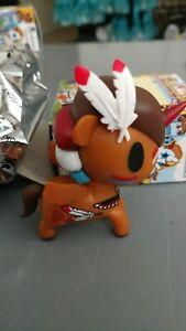 """Tokidoki Unicorno Series 3 Timber Collectible 3"""" Vinyl Figure New W/Box!!"""