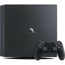 Sony Playstation 4 Pro 1TB Gaming Console & Dualshock 4 Controller and Headset