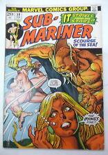 sub mariner 58 marvel 1973