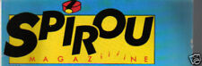SPIROU N°    2710 TBE 1990  avec SPIROU N°    poche 16