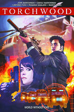 Torchwood Volume 1: The Endless Song Softcover Graphic Novel