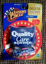 2000 Hasbro/NASCAR/Winner's Choice-Deluxe Race Hood: Dale Jarrett #88