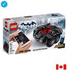 LEGO BATMAN: App-Controlled Batmobile! 76112 (TOP HOLIDAY TOY)