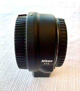 Nikon FTZ Mount Lens Adapter