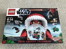 NEW Lego Star Wars Advent Calendar 2012 - 9509 Christmas Mini-figures - 234 pcs