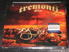 TREMONTI - Dust - CD + Best Buy EXCLUSIVE Mark Autograph! NEW creed alterbridge