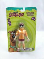 Cartoon Network Scooby Doo Velma 1999 Bendable Figures  new rare