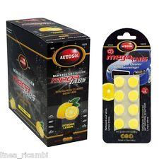 AS5570  Autosol Mega Tabs tergicristalli, 1 pastiglia per 4 litri - Conf. 8 past