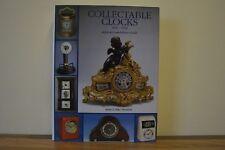 Collectable Clocks, 1840-1940 Alan & Rita Shenton H/B 2001 3rd Edition ACC (c)